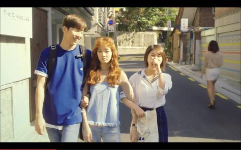 cheese in the trap kim go eun nam joo hyuk