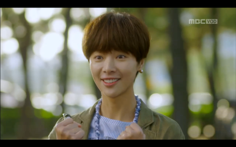 hwang jung eum lucky romance ep1