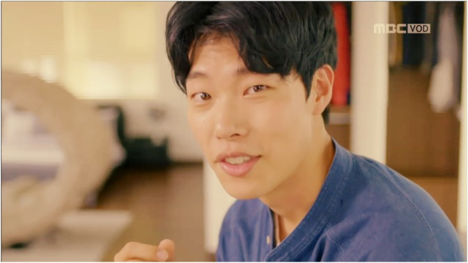 Ryu Jun Yeol Slays on Lucky Romance