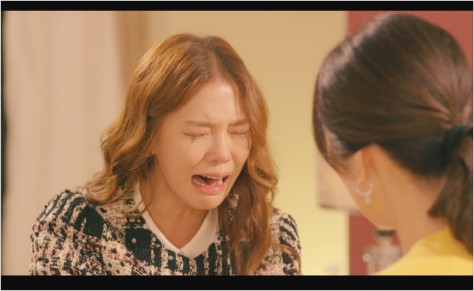 Im Se Mi crying face shopping king louie ep10