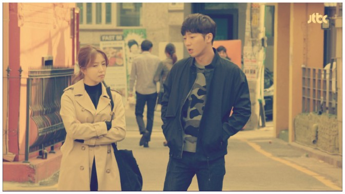 second couple my wife is having an affair boa lee sang yeob kdrama