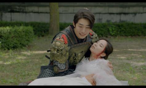woo hee seohyun scarlet heart ep19
