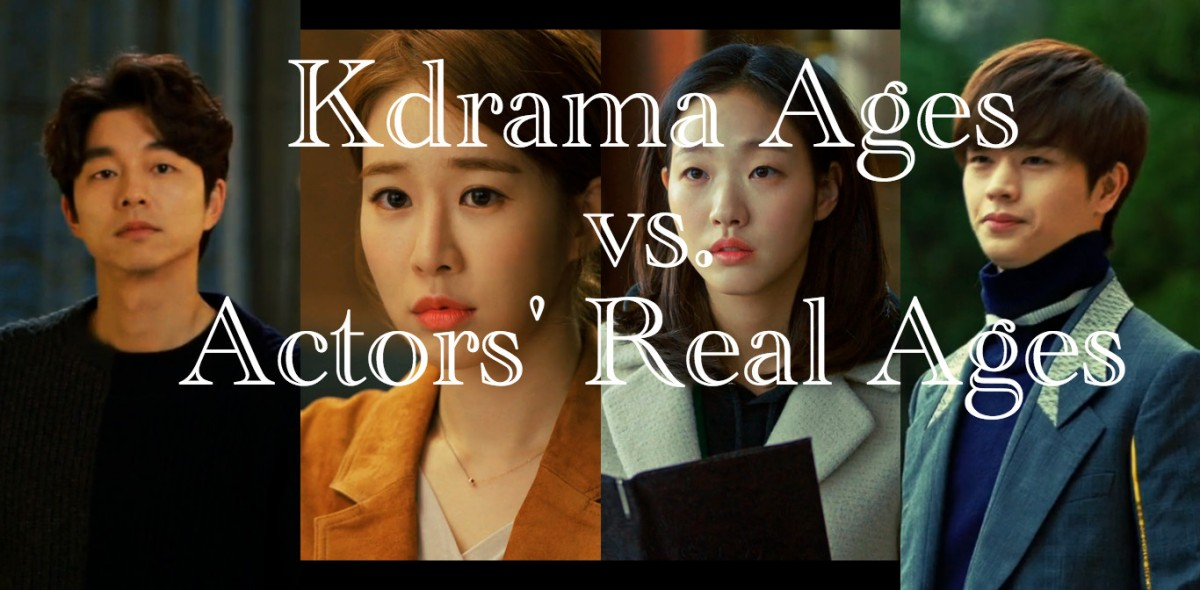 Goblin's Age Gaps: Kdrama vs. Reality