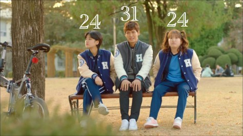 ages kim bok joo actors fairy
