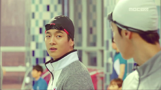 (Returning) Cameo Alert!: MADTOWN's JOTA On Weightlifting Fairy [Episode 15]