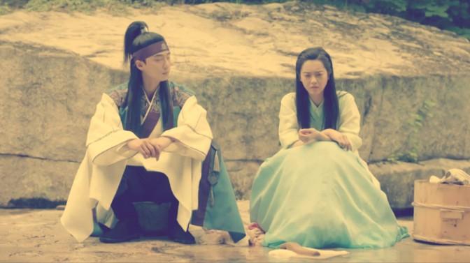 Anatomy Of A Scene: Go Ara and Park Seo Joon On Hwarang [Episode 8]