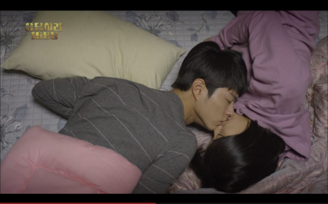 reply 1988 kiss scene ep19