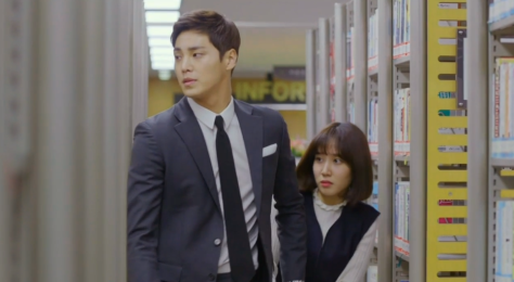 lee tae hwan couple library