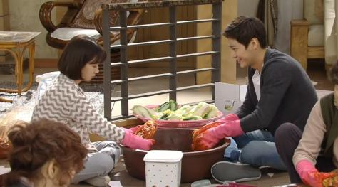 lee tae hwan couple kimchi