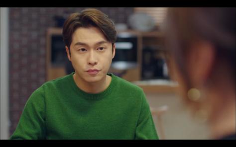 lee jae won green sweater legend ep9