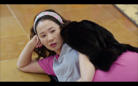 kim sun young legend ep11 cameo spa