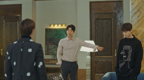 gong yoo pointing ep14 goblin