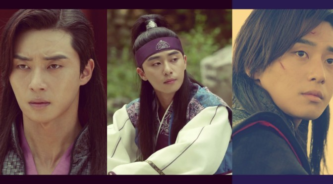 Park Seo Joon S Many Looks On Hwarang Melissa Leaves The Village