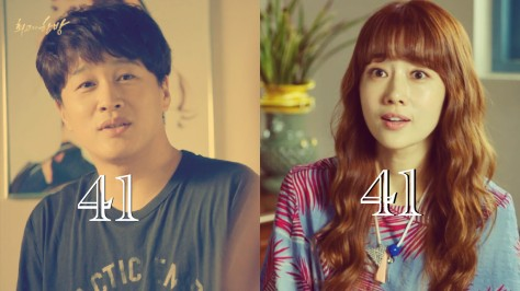 cha tae hyun yoon son ha age the best hit