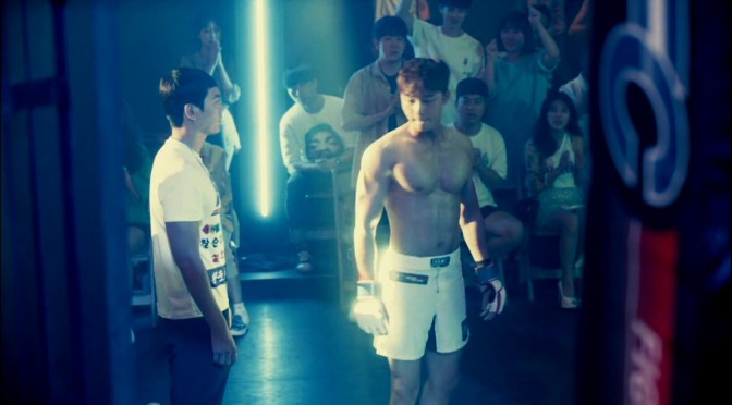 Nam Young Mi - Petite mais puissante  Feat-shirtless-ep16-fight-my-way