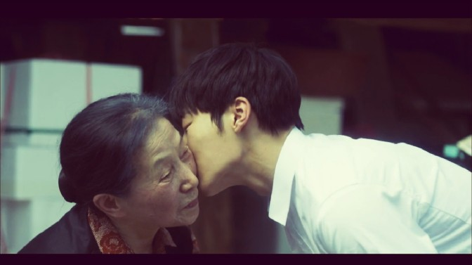 """Kiss-Of-The-Week: """"Save Me,"""" Episode 1"""