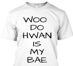 woo do hwan is my bae tee