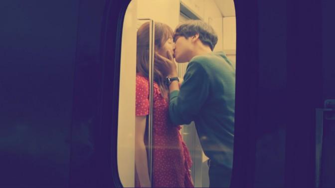 kiss scene seo hyun jin yang sejong temperature of love kdrama
