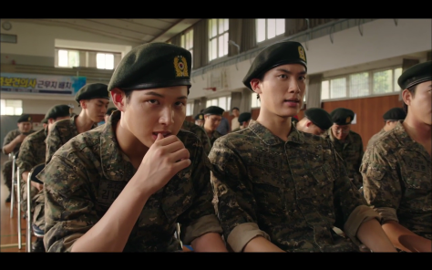 Hospital Ship kdrama Lee Seo Won Kim In Sik