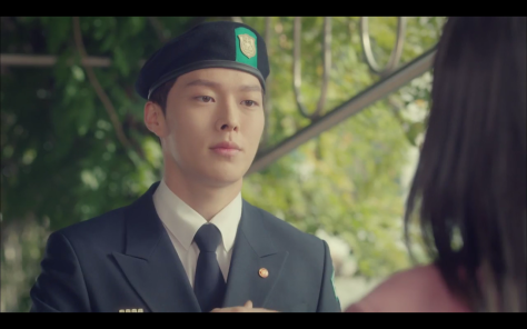 go back couple ep3 jang ki yong uniform