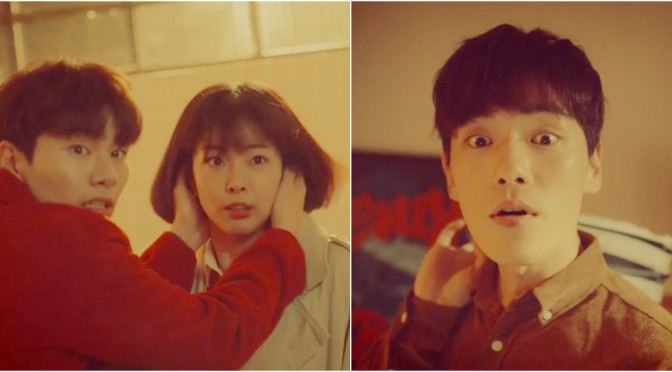 The 1st, 2nd, 3rd, & 4th Time Dong Gu Caught Joon Ki x Seo Jin