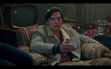 cole sprouse ep10 riverdale jughead