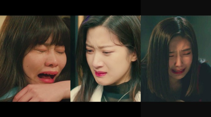 """""""Great Seducer"""": The Week Where Everyone's Crying"""