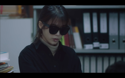 IU sunglasses ep1 my ajusshi