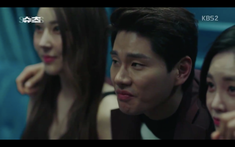 lee yi kyung cameo suits