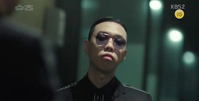 "Cameo Alert: BewhY On ""Suits"""
